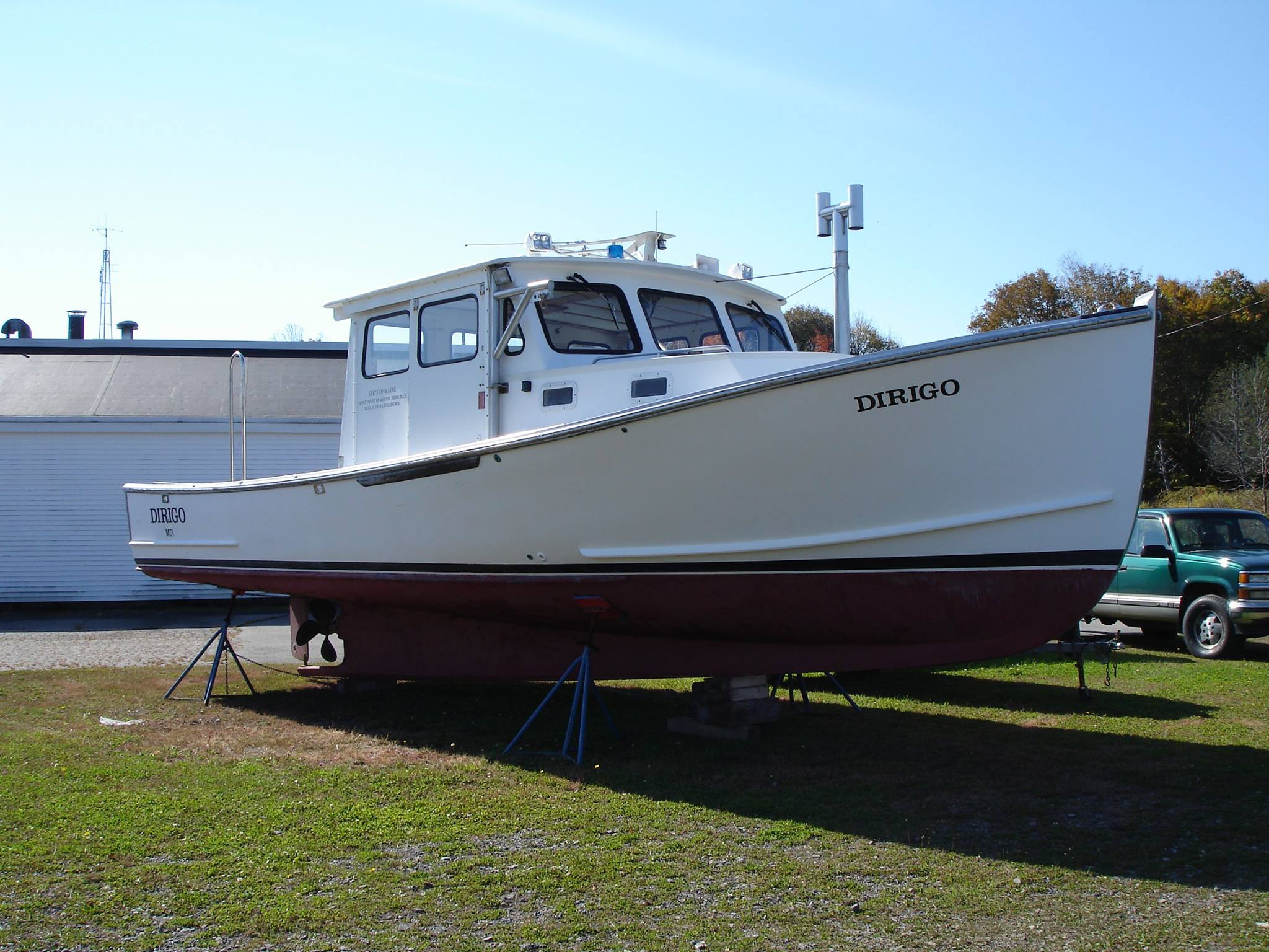 Lobster Boats For Sale >> Midcoast Yacht Ship Brokerage Downeast Lobster Boats