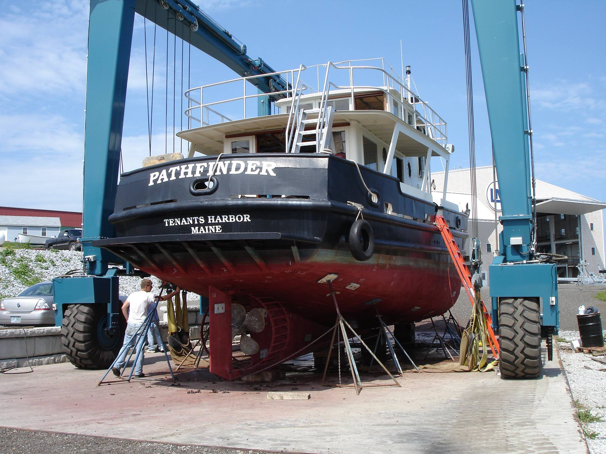 Midcoast Yacht & Ship Brokerage - Downeast Lobster Boats
